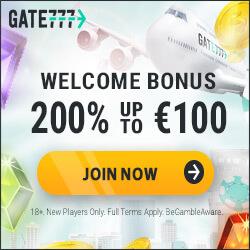 gate777 casino no deposit bonus codes