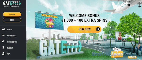 gate777 casino no deposit bonus