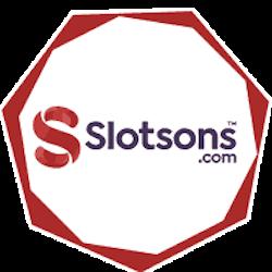slotsons casino logo
