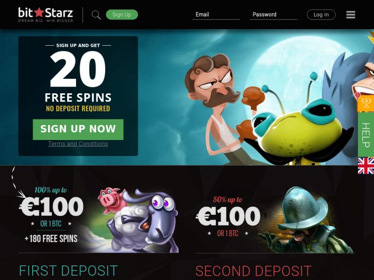 bitstarz casino 25 free spins