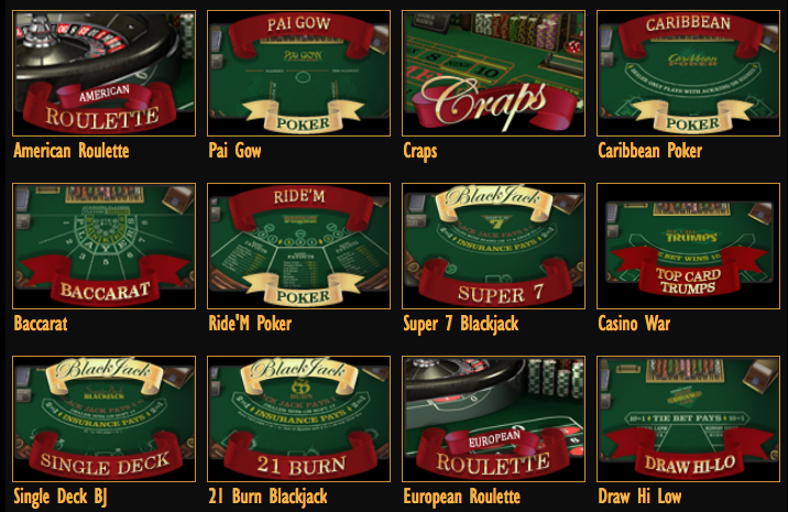 Pamper Casino Games