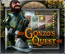 gonzos quest slots logo
