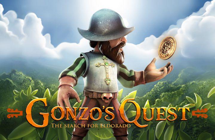 gonzos quest slots
