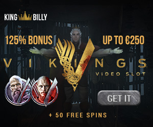King Billy Casino deposit bonus