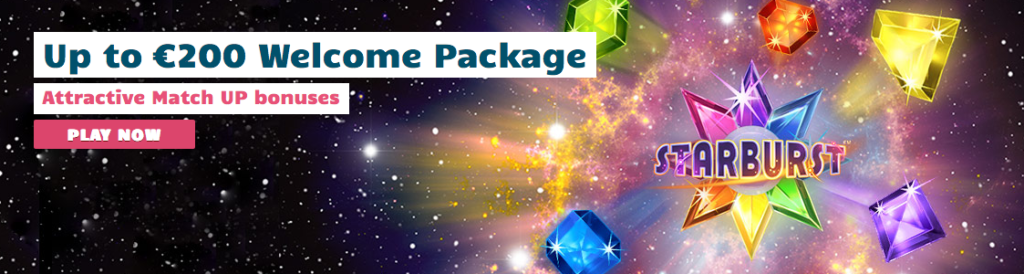 Prime Slots Casino New Player Welcome Package