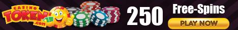 Casino Token Welcome Bonus Package