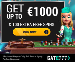 Gate777 Casino Free Spins Deposit