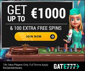 Gate777 Casino Free Spins Deposit