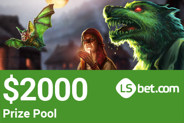 LSBet Casino Halloween Tournament