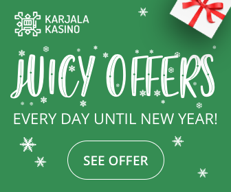 Karjala Kasino Christmas Calendar