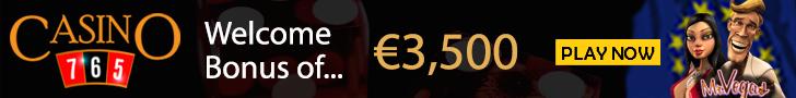 Casino765 Free Spins No Deposit