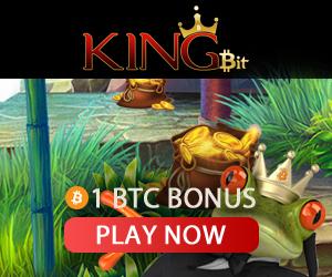 KingBit Casino Welcome Bonus