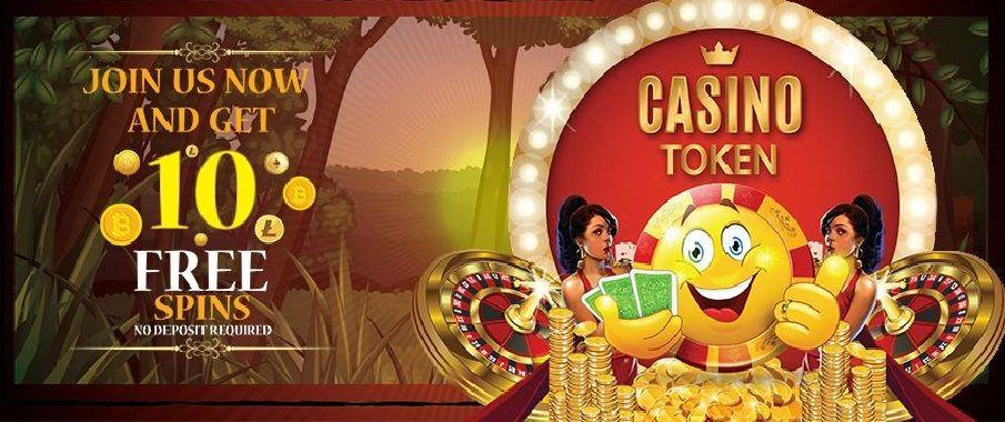 Casino Token No Deposit Bonus