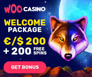 Woo Casino Welcome Package