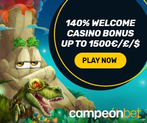 Campeonbet Casino Welcome Bonus